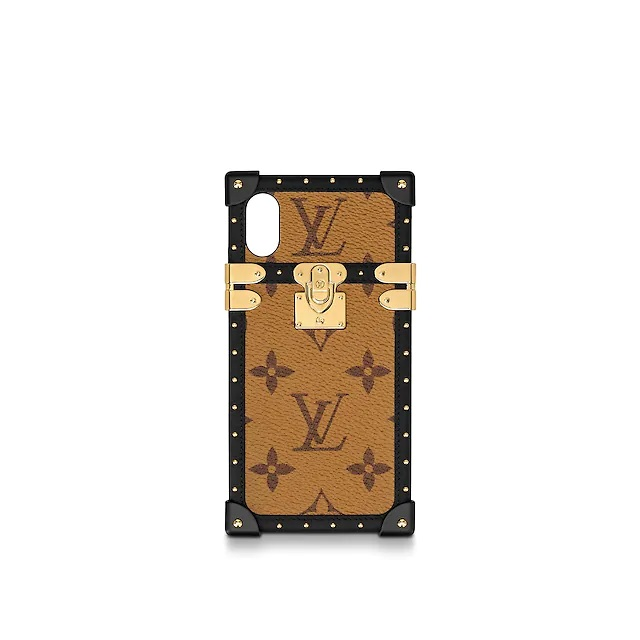 LOUIS VUITTON ルイ・ヴィトン アイ・トランク ライト IPHONE X & XS M67893