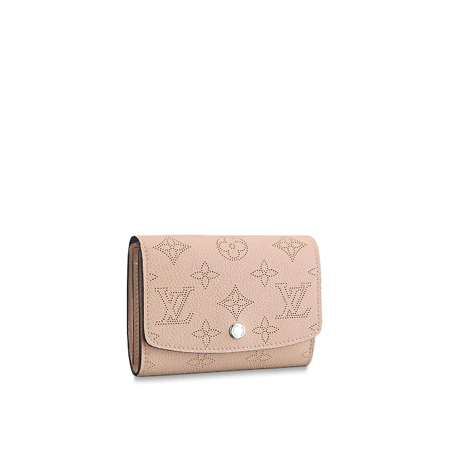 LOUIS VUITTON ルイ・ヴィトン ポルトフォイユ・イリス コンパクト M62541