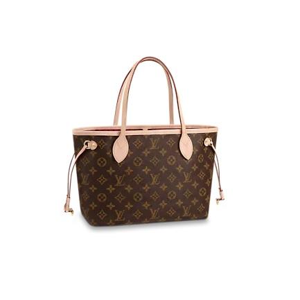 Louis Vuitton ネヴァーフル PM モノグラム・ピヴォワンヌM41245