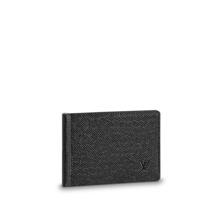 Louis Vuitton ポルトフォイユ・パンスタイガ・レザー M62978