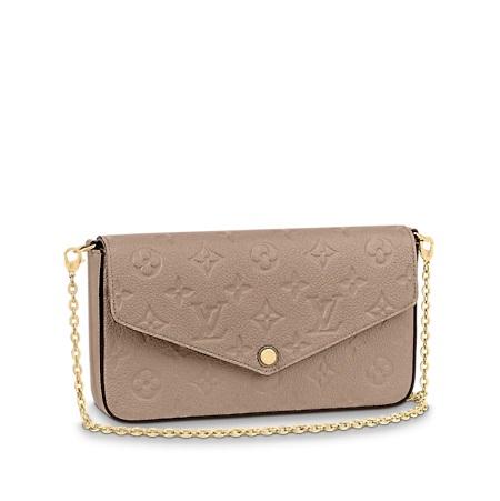 Louis Vuitton ポシェット・フェリシー ・トゥルトレール・モノグラム・アンプラントM68697