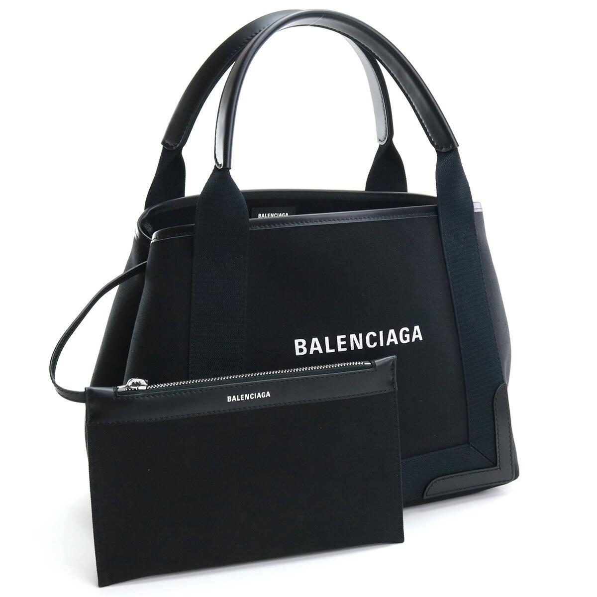 バレンシアガ BALENCIAGA  トートバッグ 339933 2HH3N 1000 ブラック bos-09 bag-01