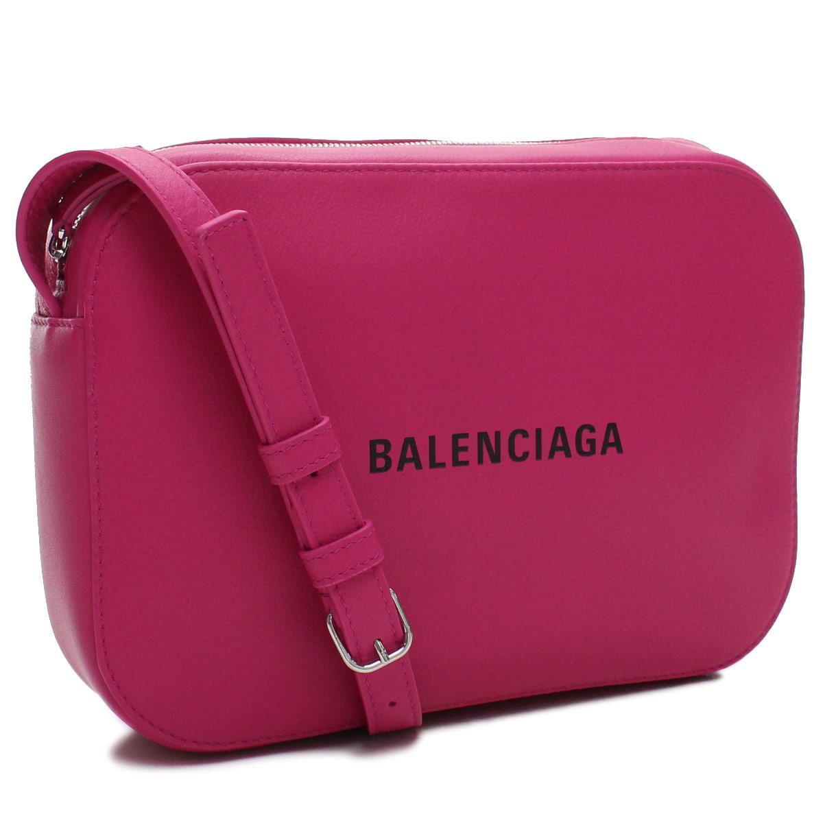 バレンシアガ BALENCIAGA EVERYDAY エブリデイ 斜め掛け ショルダーバッグ 552370 D6W2N 5560 ピンク系 レディース