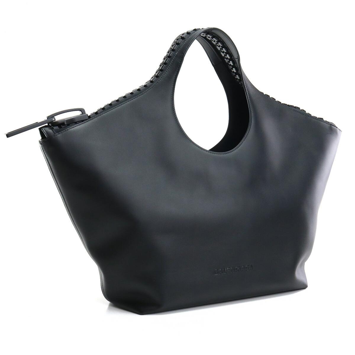 バレンシアガ BALENCIAGA  トートバッグ ブランドバッグ 656078 11R77 1000 ブラック bos-09 bag-01