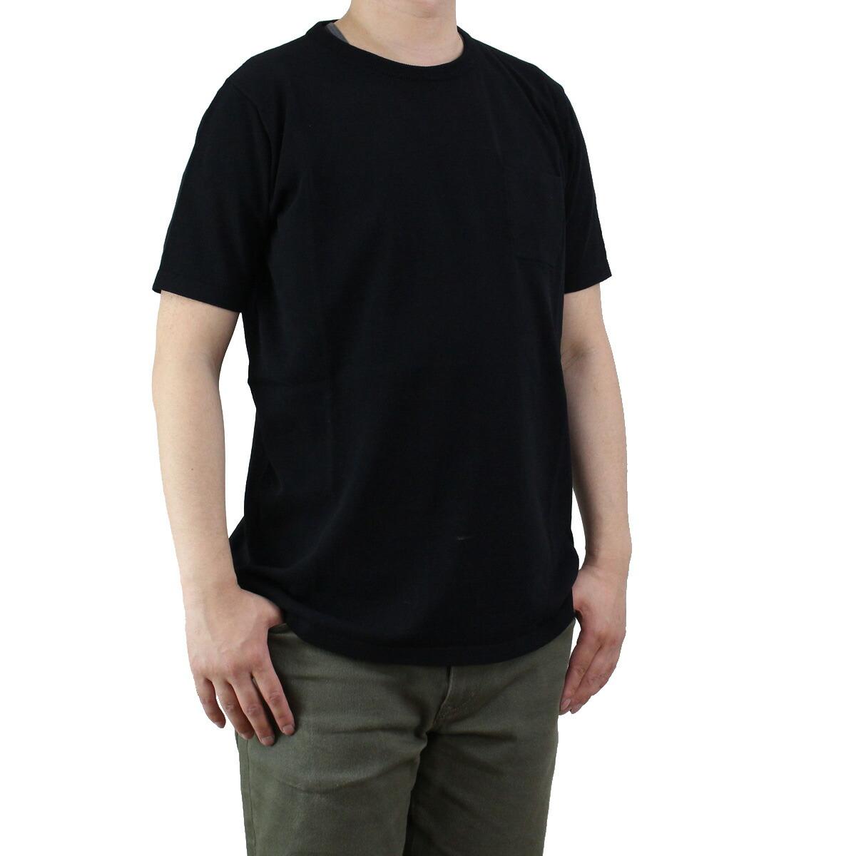バーク Bark  メンズ 半袖 サマー セーター 71B6006 261 BLACK ブラック  メンズ OLS-4