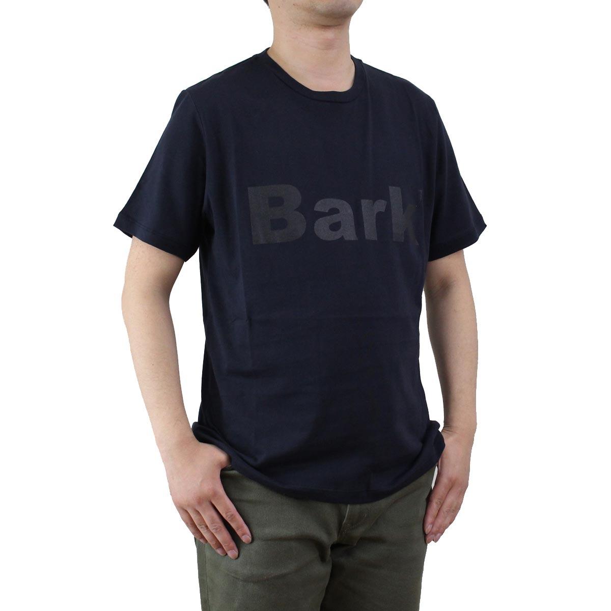 バーク Bark メンズTシャツ 71B8715 254 NAVY  メンズ 半袖 ティーシャツ ティーシャツ T shirt OLS-4  ts-01