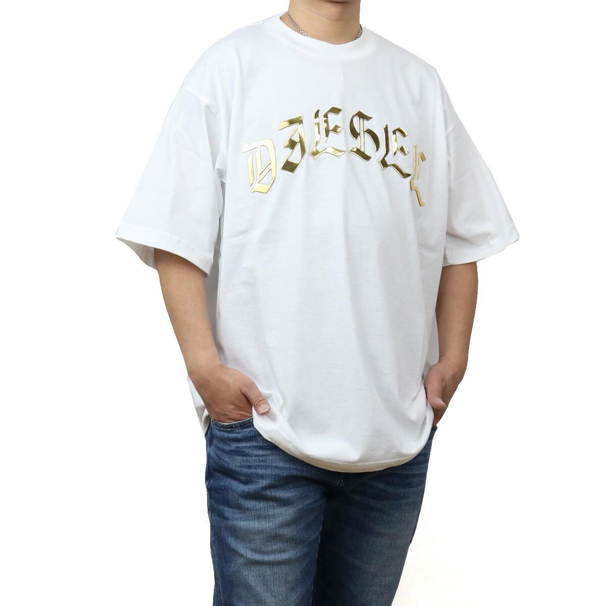 ディーゼル DIESEL メンズ-Tシャツ A01866 0PATI 100 ホワイト系 bos-43 apparel-01 ts-01 メンズ