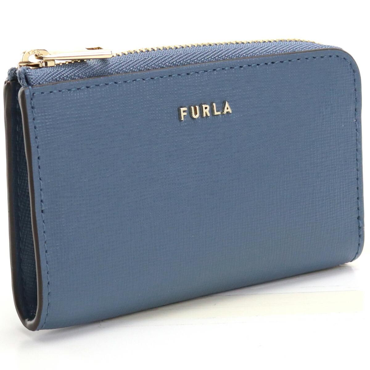 フルラ FURLA BABYLON キーケース ブランドキーケース WR00123 B30000 0245S BLU DENIM+BALLERINA ブルー系 gsw-2