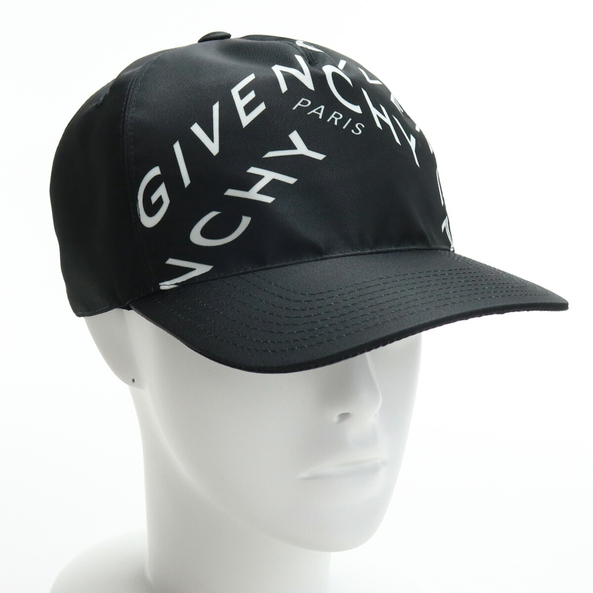 ジバンシー GIVENCHY メンズ-帽子類 BPZ003 P08K 004 ブラック メンズ bos-05 cap-01