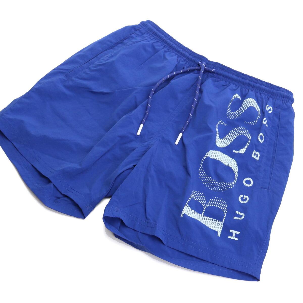 ヒューゴ・ボス HUGO BOSS  メンズ-スイムウエア 50371268 10197683 428 ブルー系 swim-01 sale-8