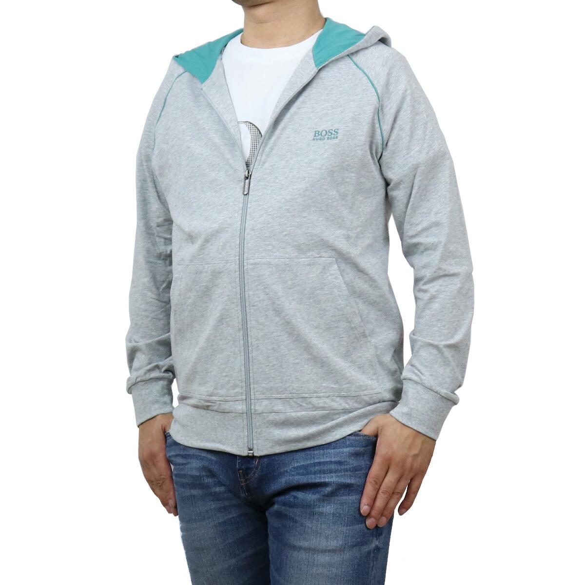 ヒューゴ・ボス HUGO BOSS  メンズ-パーカー 50381879 10143871 040 グレー系 apparel-01 sale-8