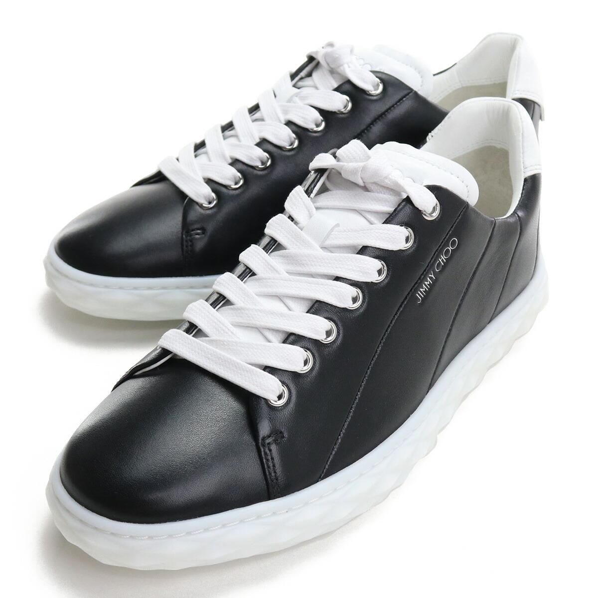 ジミーチュウ JIMMY CHOO  メンズスニーカー ブランドスニーカー DIAMOND LIGHT/M NAP 211 V BLACK ブラック bos-06 shoes-01