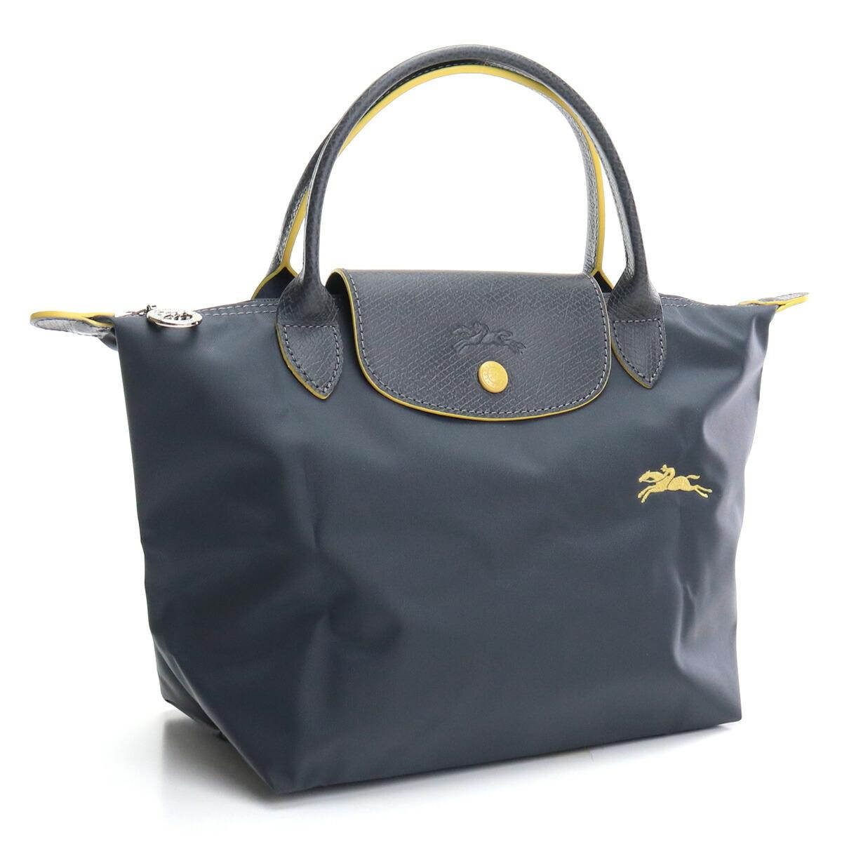 ロンシャン LONGCHAMP PLIAGE ハンドバッグ ブランドバッグ 1621 619 300 ル プリアージュ クラブ LE PLIAGE CLUB グレー系 bag-01