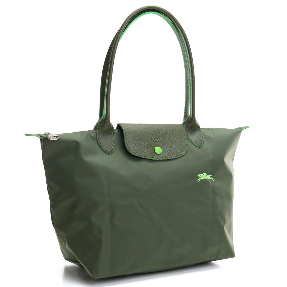 ロンシャン LONGCHAMP PLIAGE トートバッグ ブランドバッグ 2605 619 549 ル・プリアージュ クラブ LE PLIAGE CLUB グリーン系 bag-01 colo-01