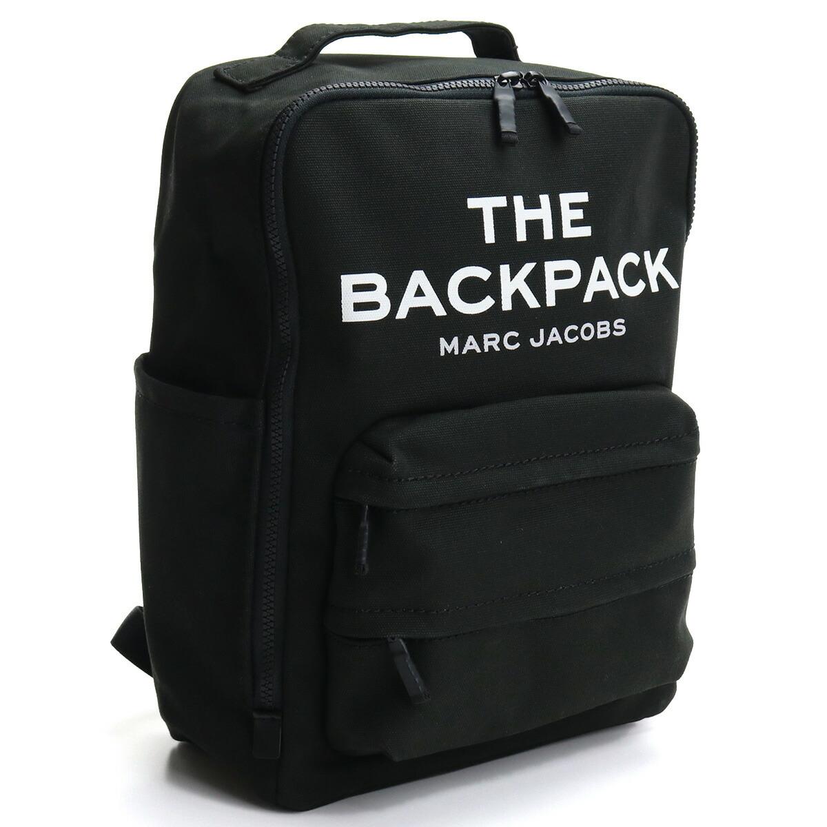 マーク・ジェイコブス MARC JACOBS  リュック H301M06SP21 001 BLACK ブラック bag-01
