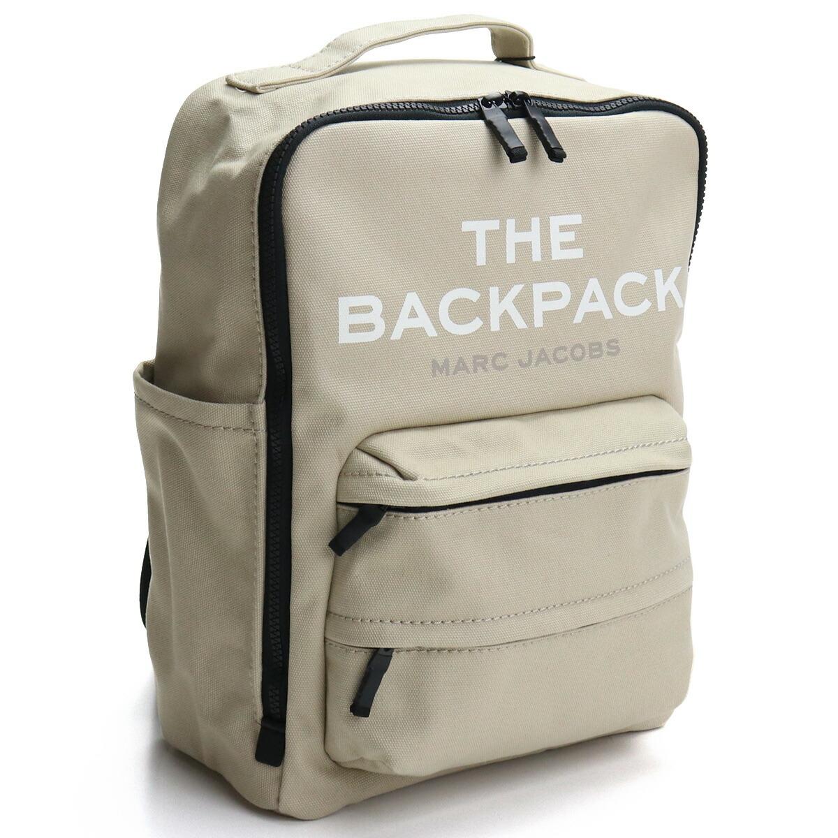 マーク・ジェイコブス MARC JACOBS  リュック ブランドバッグ バックパック H301M06SP21 260 BEIGE ベージュ系 bag-01