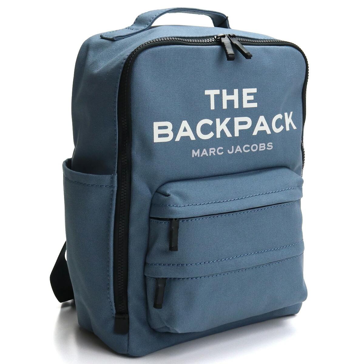 マーク・ジェイコブス MARC JACOBS  リュック ブランドバッグ バックパック H301M06SP21 481 BLUE SHADOW ブルー系 bag-01