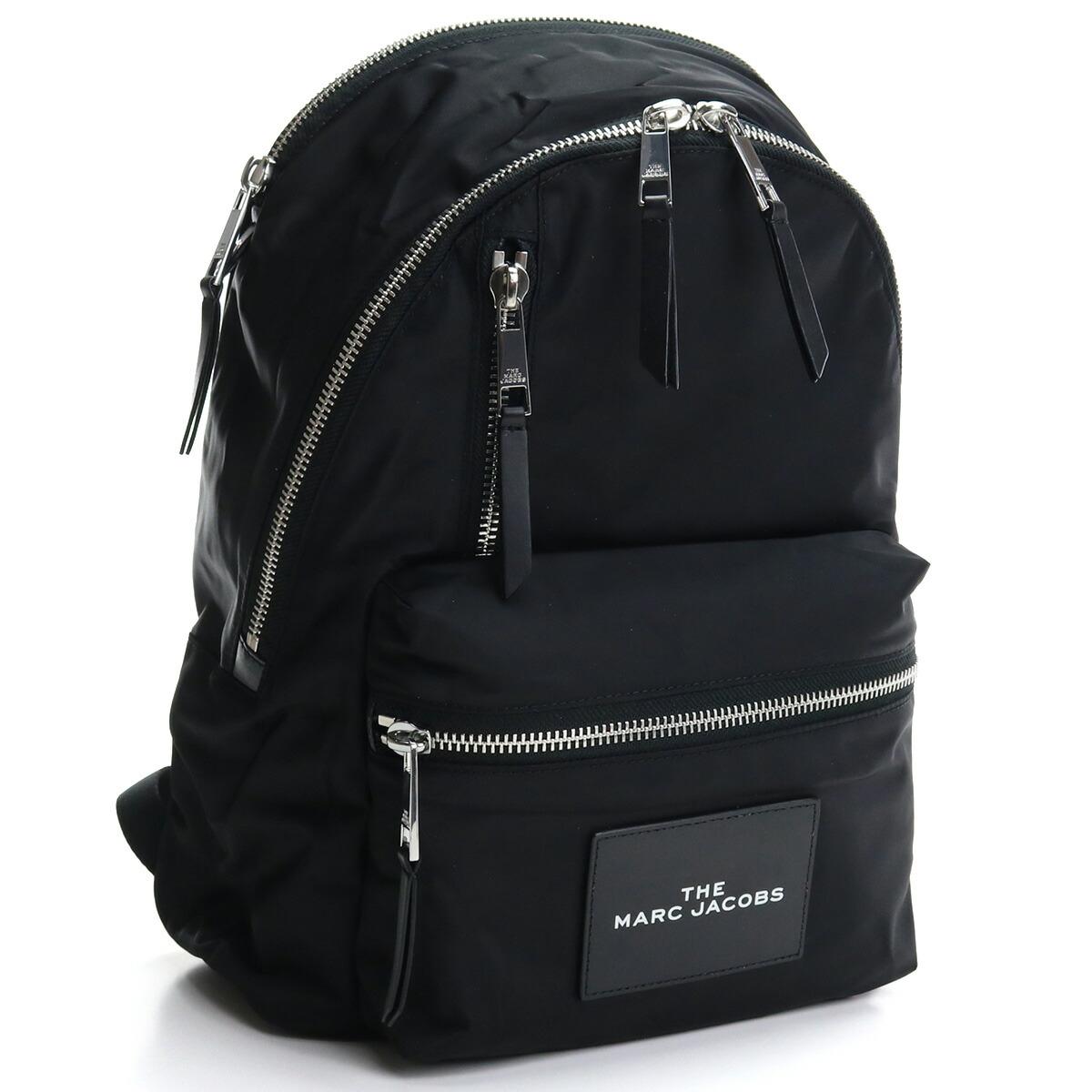 マーク・ジェイコブス MARC JACOBS THE ZIP BACKPACK リュック ブランドリュック H303M02PF21 001 BLACK ブラック bag-01