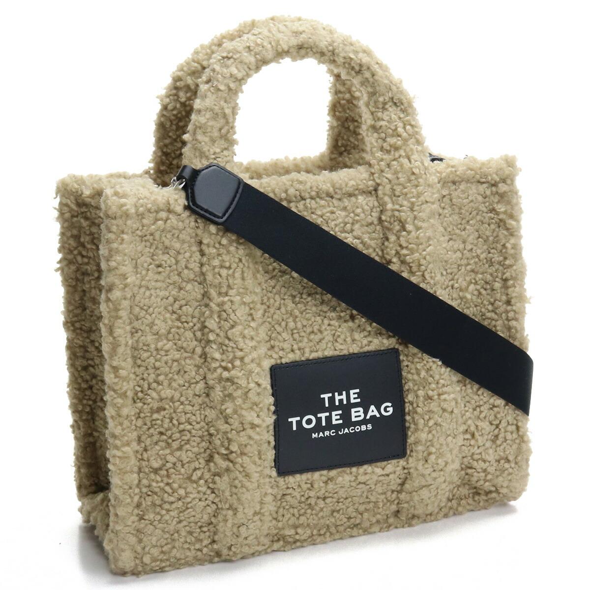 マーク・ジェイコブス MARC JACOBS  トートバッグ ブランドバッグ M0016740 260  ザ テディ THE TEDDY BEIGE ベージュ系 bag-01