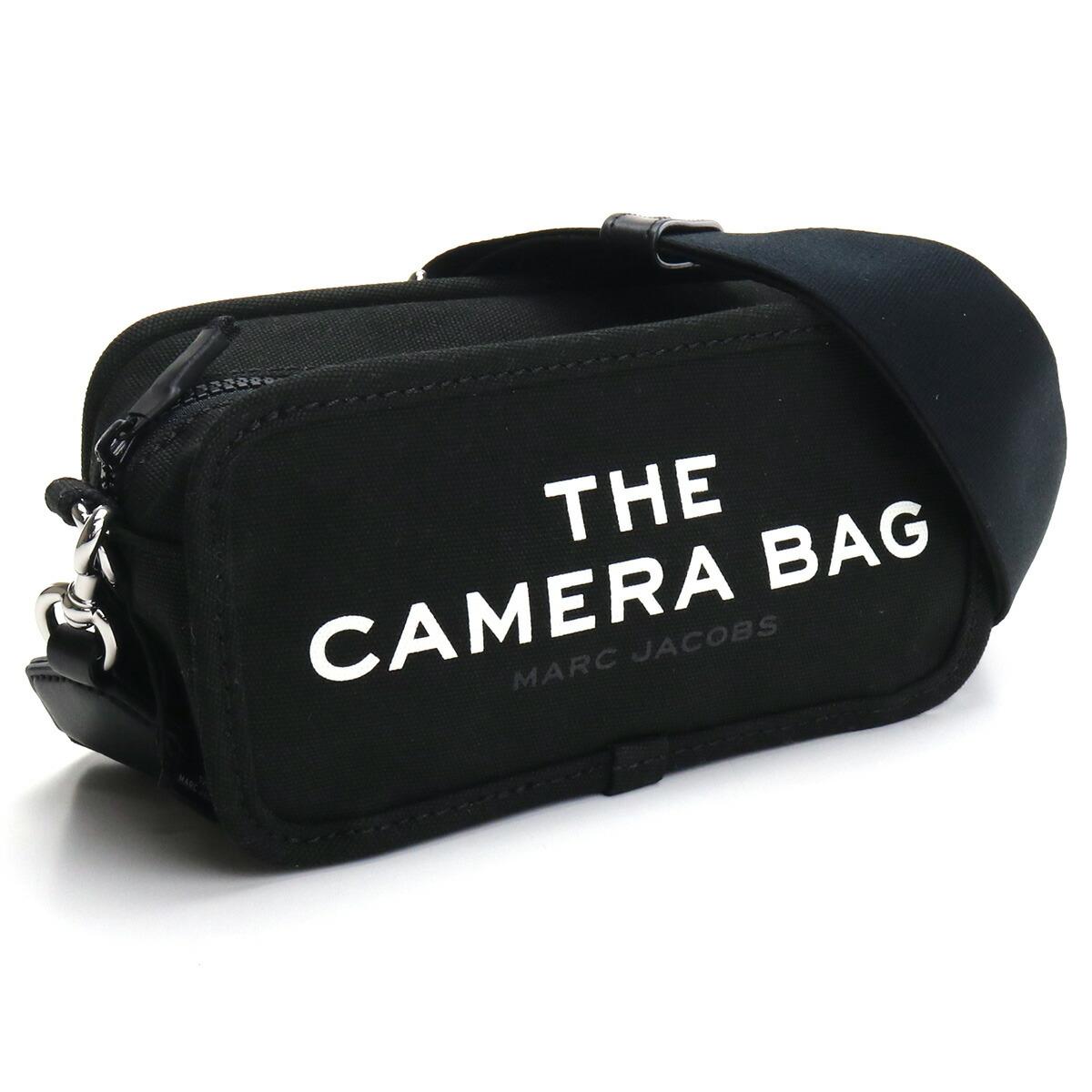 マーク・ジェイコブス MARC JACOBS 斜め掛け ショルダーバッグ カメラバッグ M0017040 001 BLACK ブラック メンズレディース