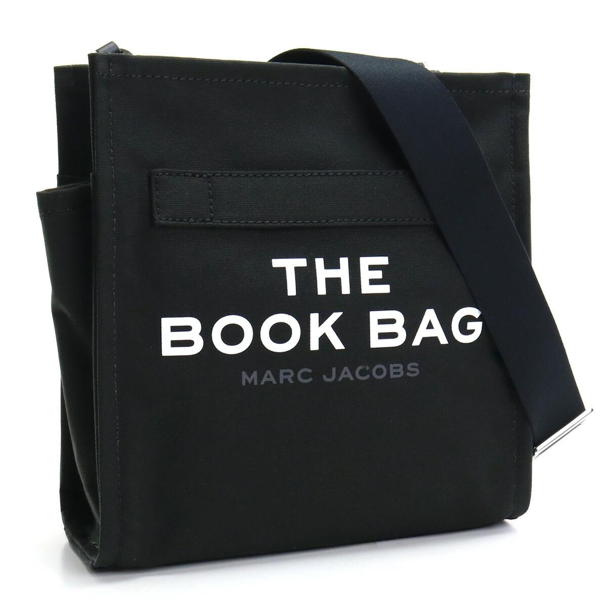 マーク・ジェイコブス MARC JACOBS THE BOOK BAG 斜め掛け ショルダーバッグ ブランドバッグ M0017047 001 BLACK ブラック