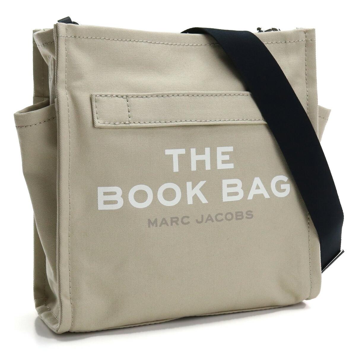 マーク・ジェイコブス MARC JACOBS THE BOOK BAG 斜め掛け ショルダーバッグ ブランドバッグ M0017047 260 BEIGE ベージュ系