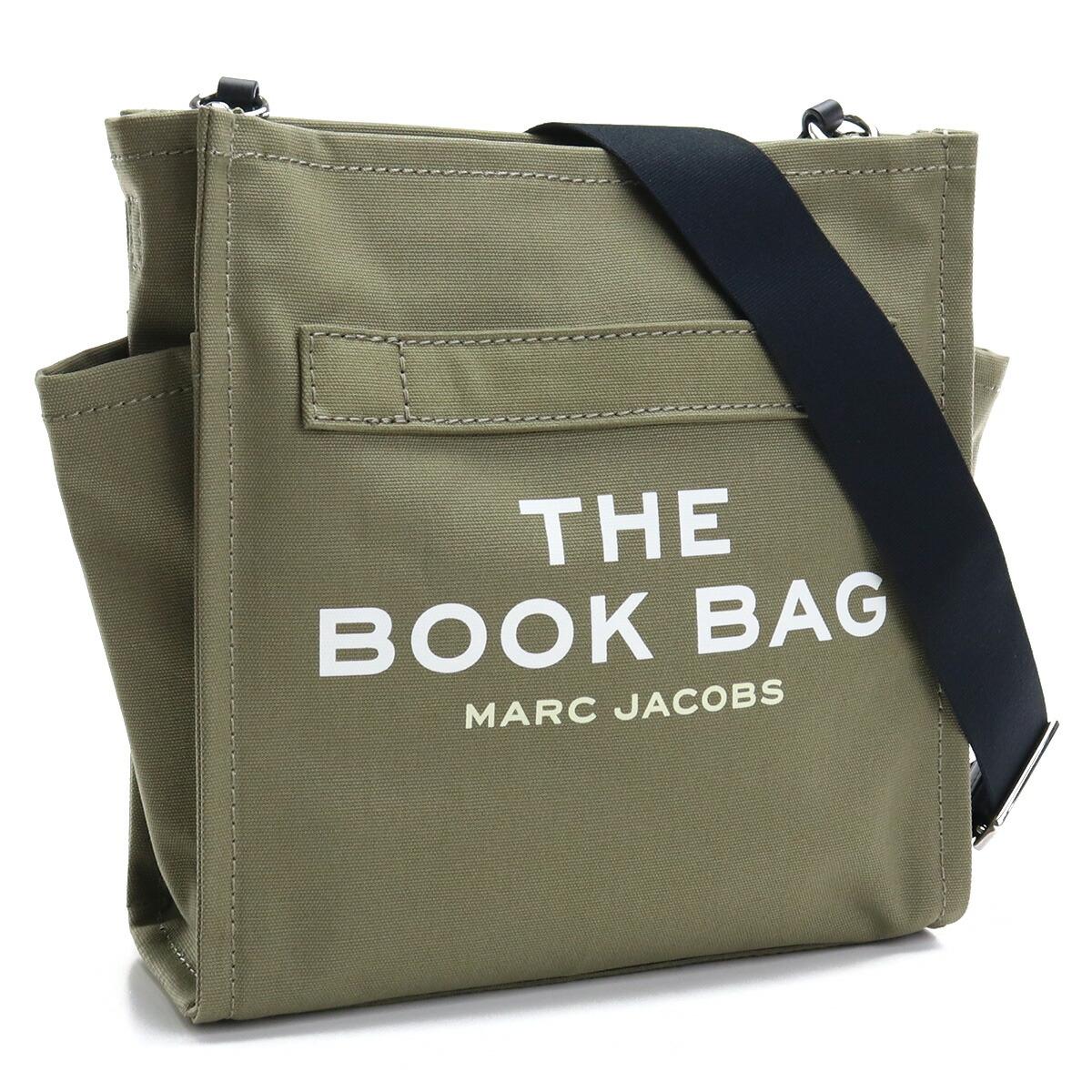 マーク・ジェイコブス MARC JACOBS THE BOOK BAG 斜め掛け ショルダーバッグ ブランドバッグ M0017047 372 SLATE GREEN カーキ