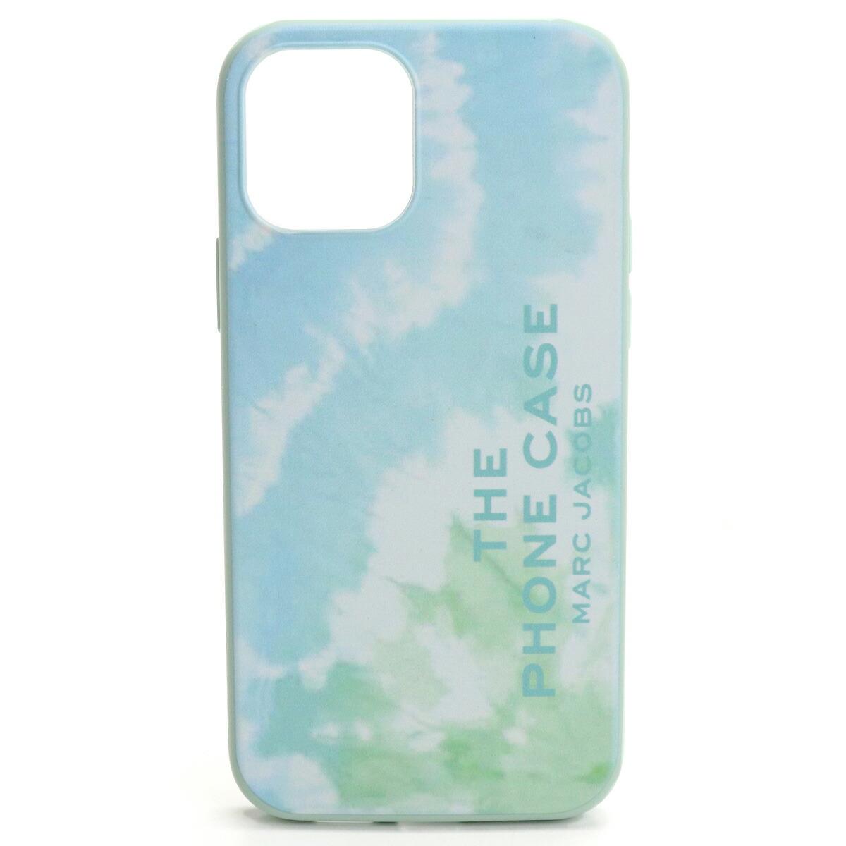 マーク・ジェイコブス MARC JACOBS Iphone 12/12Pro iPhoneケース ブランドiPhoneケース T507M02PF21 401 BLUE MULTI ブルー系