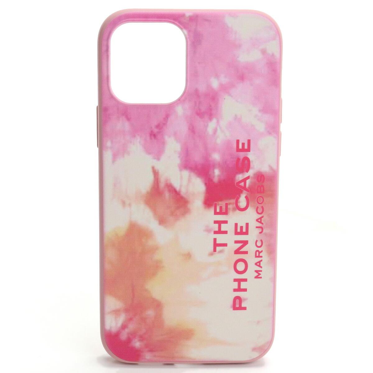 マーク・ジェイコブス MARC JACOBS Iphone 12 Pro iPhoneケース ブランドiPhoneケース T507M02PF21 699 PINK MULTI ピンク系