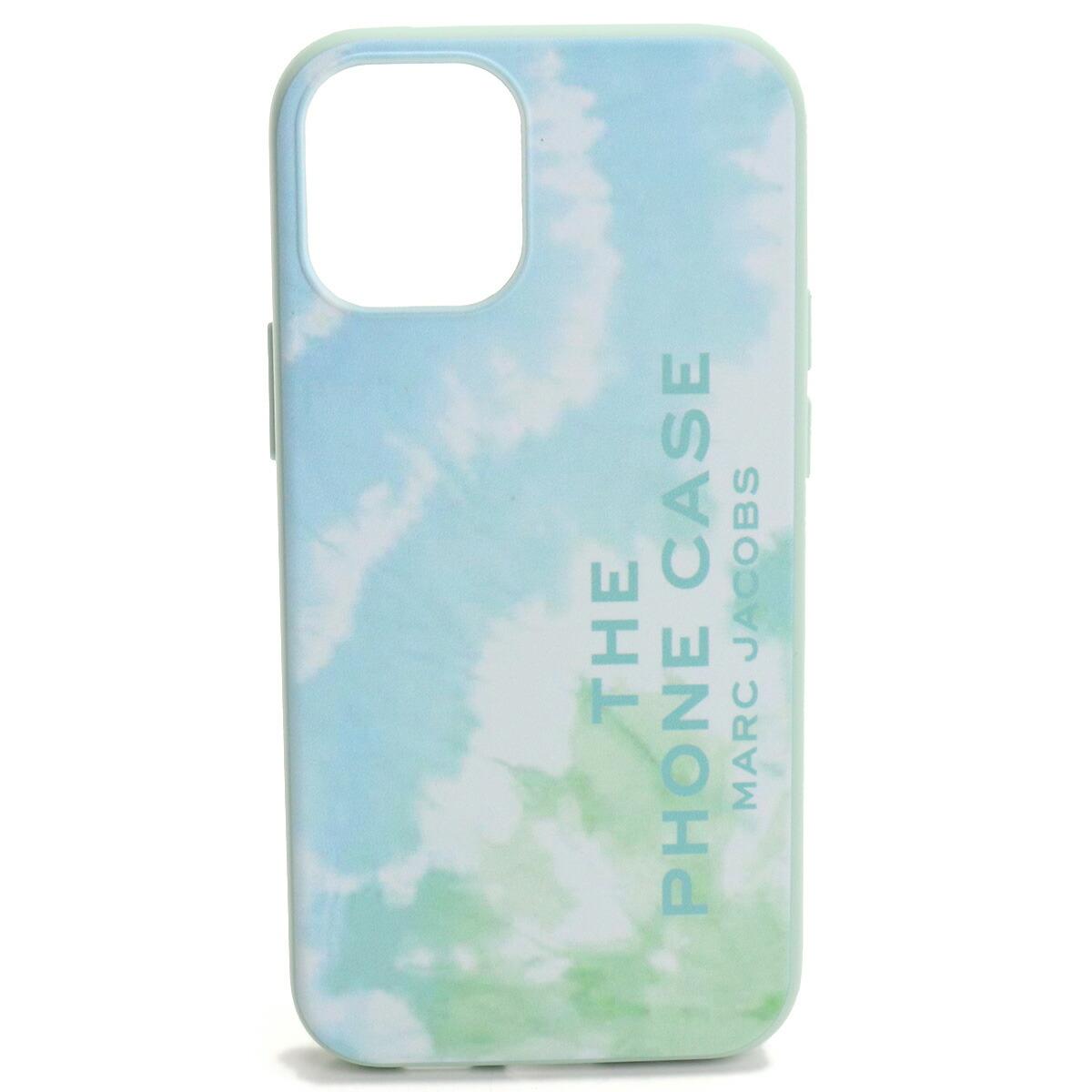 マーク・ジェイコブス MARC JACOBS Iphone 12 Mini iPhoneケース ブランドiPhoneケース T509M02PF21 401 BLUE MULTI ブルー系