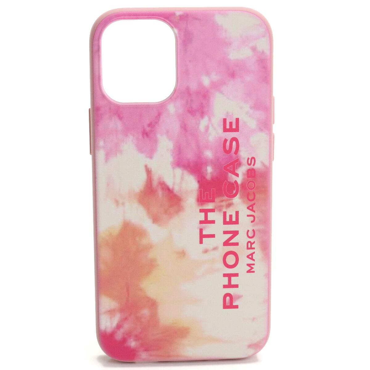 マーク・ジェイコブス MARC JACOBS Iphone 12 Mini iPhoneケース ブランドiPhoneケース T509M02PF21 699 PINK MULTI ピンク系