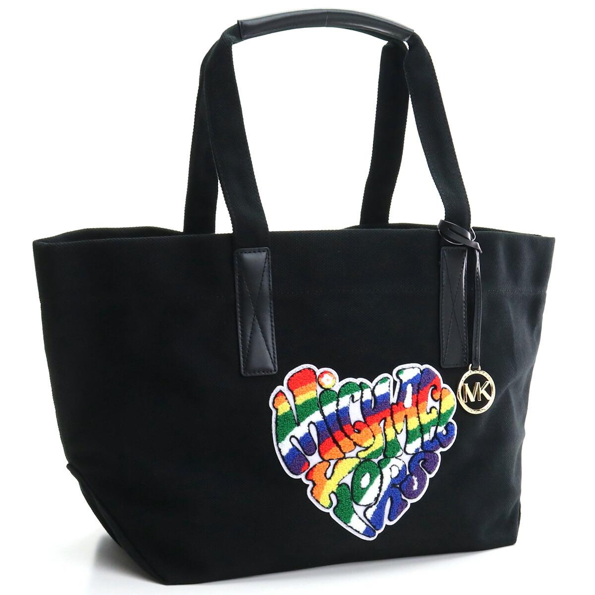 マイケル・コース MICHAEL KORS  トートバッグ ブランドバッグ ブランドトートバッグ 30T1G01T3C 001 BLACK ブラック bag-01