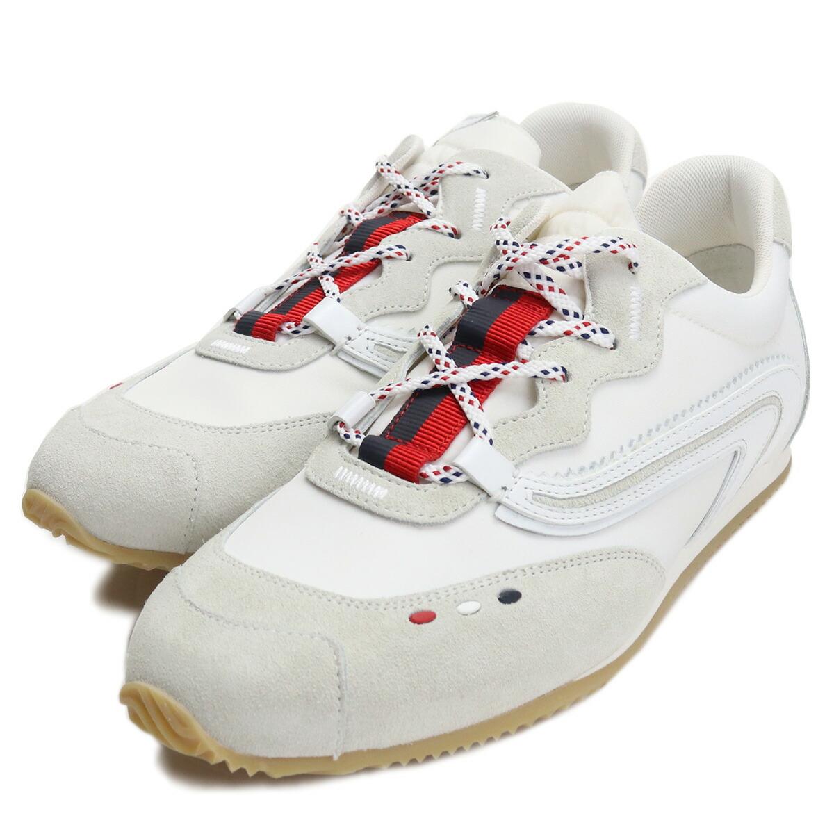モンクレール MONCLER  メンズスニーカー ブランドスニーカー 白スニーカー ブランドロゴ 4M70300 02SMZ 001 ホワイト系 bos-10 shoes-01
