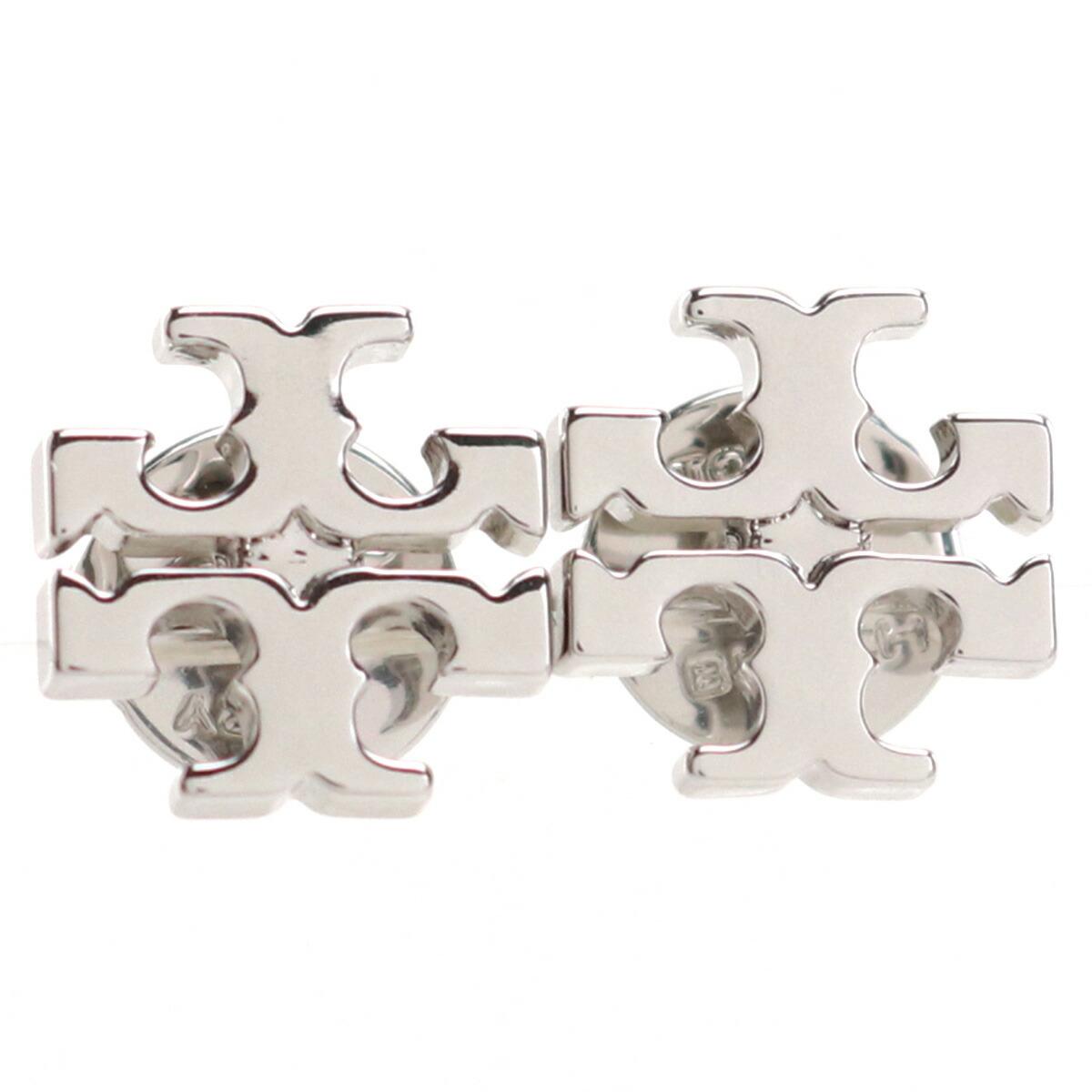 トリーバーチ TORY BURCH KIRA ピアス ブランドアクセサリー ブランドロゴ 11165504 022 TORY SILVER シルバー系 accessory-01 gsw-5